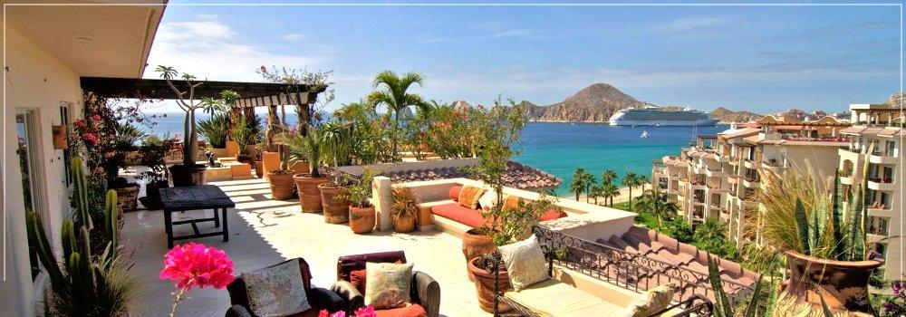 Penthouse 2804 Villa La Estancia Condo Rental Cabo San
