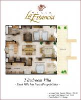Villa 2505 floorplan