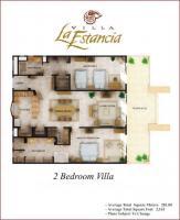 Villa 1607 floorplan