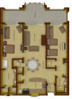 Villa 1709 floorplan