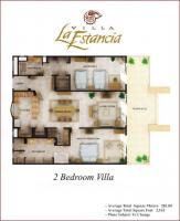 Villa 3409 floorplan