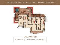 Penthouse Villa 2804 floorplan