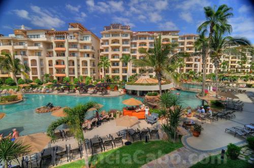 Pool View from Villa 1201-B