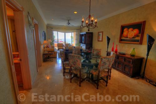 Villa 3607 Living Room