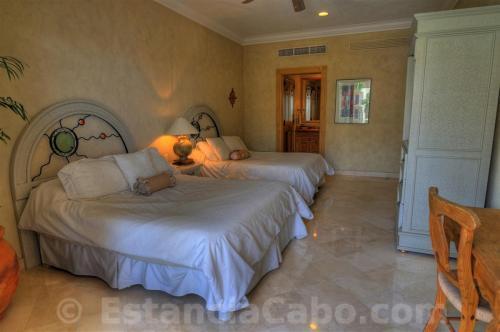 3rd Bedroom With 2 Queens