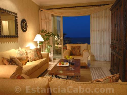 Suite 1408 Living Room
