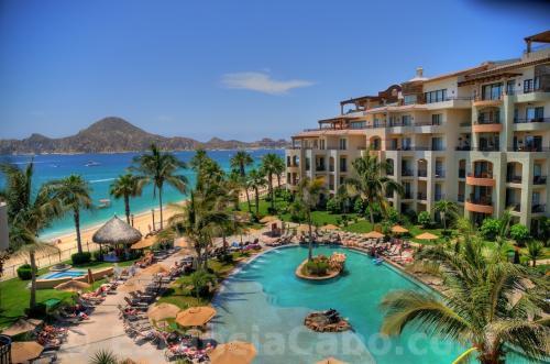 View from Villa 1403 Balcony