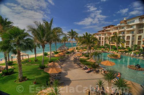 Ocean Front Penthouse #1201 Villa La Estancia Cabo View
