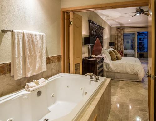 master bath in 2606