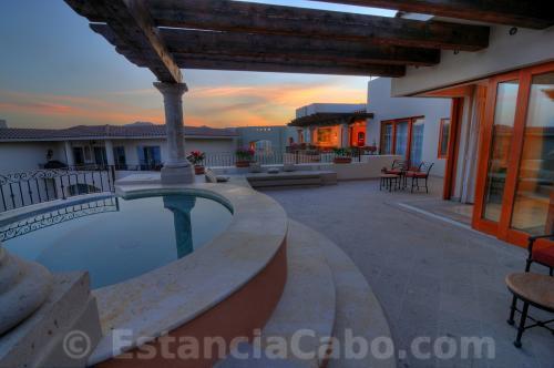 Villa La Estancia Penthouse 2804 Jacuzzi