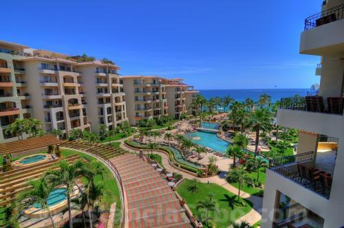 Ocean View from Villa 3508 Balcony