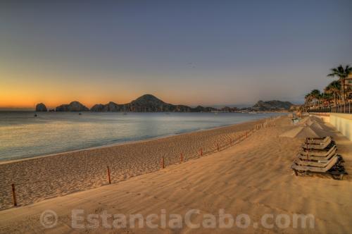 Villa La Estancia on Medano Beach
