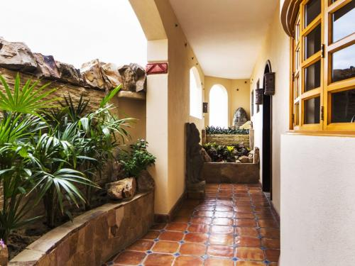 Villa La Estancia Penthouse 1806 Walkway