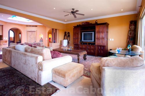 Villa La Estancia Penthouse 1806 Living Room