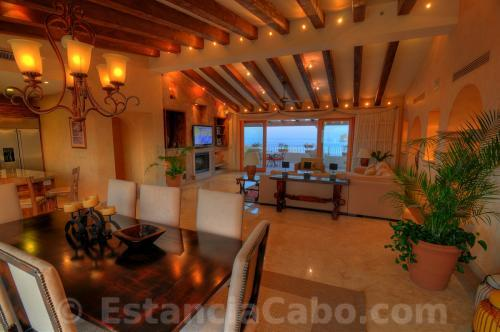 Villa La Estancia Penthouse 2804 Dining Room