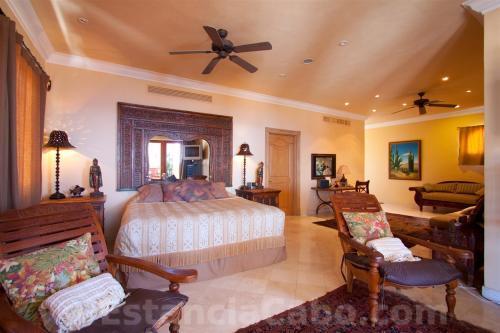 Villa La Estancia Penthouse 1806 Master Suite
