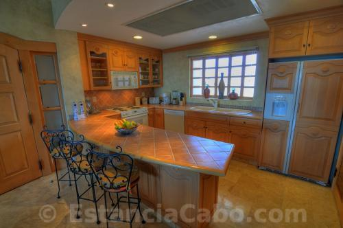Villa La Estancia 3607 Gourmet Kitchen