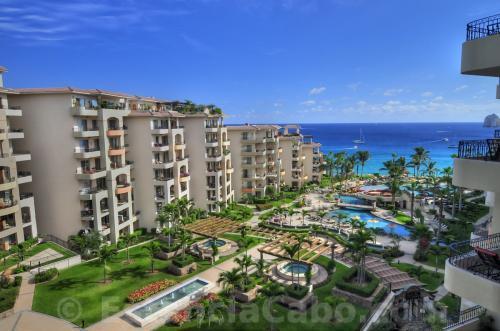 View from Villa Estancia 2706 Balcony