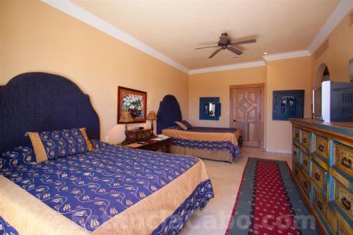 Villa La Estancia Penthouse 1806 3rd Bedroom