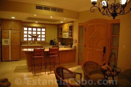 Villa La Estancia #1604 Dining/Kitchen